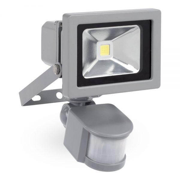 led 10w con sensor
