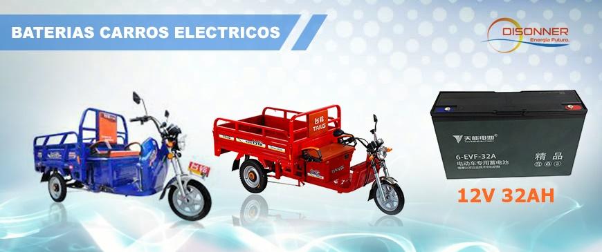 BATERIAS CARROS ELECTRICOS